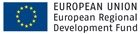 EU - European regional Development Fund Logo